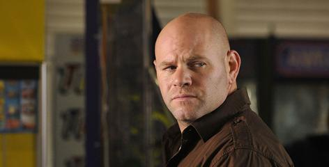 Domenick Lombardozzi: Strange bedfellows in Breakout Kings.