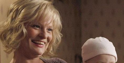 Martha Plimpton: A full house tonight on Raising Hope.