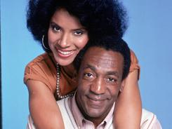 The Cosby Show: Bill Cosby, Phylicia Rashad and a sweater of many  colors.