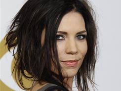 Skylar Grey performed at the Grammys with Dr. Dre and Eminem, for whom she wrote Love the Way You Lie.