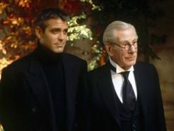 British actor Michael Gough, who gained fame as Alfred the butler in the Batman films opposite big stars including George Clooney, died Thursday. He was 94.