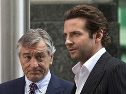 Take as needed for outrageous brainpower: Robert De Niro and Bradley Cooper explore the mind's true potential.