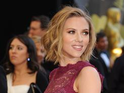Scarlett Johansson and her husband of two years, Ryan Reynolds, filed for divorce in December.