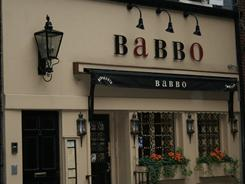 Modern American interpretation: Italian-American chef Mario Batali opened Babbo in 1998 in a former New York carriage house. The menu offers heartier, more authentic trattoria-style food.