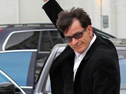 Charlie Sheen: His public rantings were inescapable a few weeks ago.