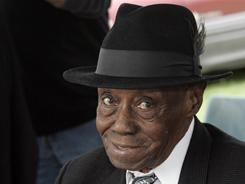 "Grammy-winning blues pianist Joe Willie ""Pinetop"" Perkins died Monday. He was 97."