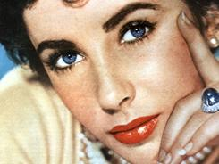 Through six decades, Elizabeth Taylor made more than 50 films, garnered five Academy Award nominations and twice won the best-actress Oscar.