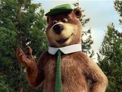 Dan Aykroyd voices the title character in Yogi Bear, an adaptation of the Hanna-Barbera cartoon.