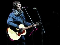 Richard Ashcroft performs during A Concert For Killing Cancer at London's Hammersmith Apollo.