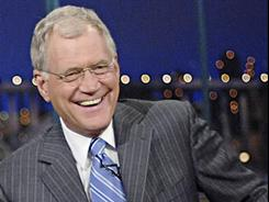 David Letterman won the first Johnny Carson Award at the Comedy Awards.