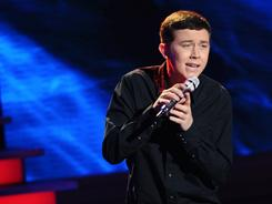 Scotty McCreery: Beware the man in black.
