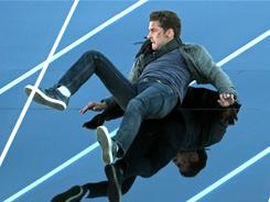 """Check with me in July"": By then, big movies like Transformers 3, starring Shia LaBeouf and opening July 1, should have boosted lagging ticket sales."