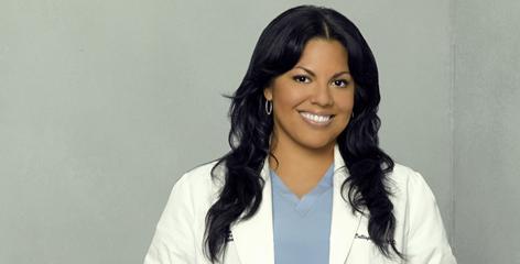 Sara Ramirez: Leads Grey's the musical.