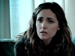 It's coming from inside the house: Rose Byrne is forced to confront supernatural goings-on in her new home.