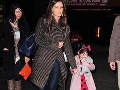PopSugar.com's prank? Announcing that Katie Holmes' daughter Suri Cruise would be designing a fashion line.
