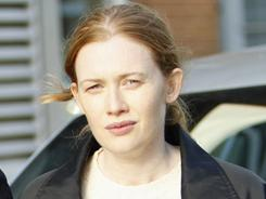 Mireille Enos portrays Detective Sarah Linden on the AMC original series The Killing.