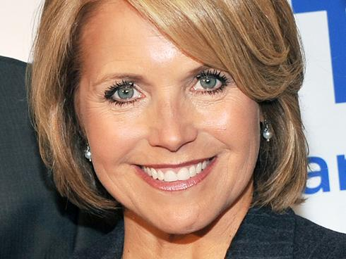 katie couric legs pictures. Katie Couric#39;s expected move