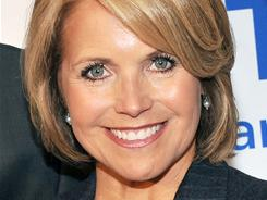 Katie Couric is widely expected to leave the CBS Evening News in June, possibly for a talk show on another network or in syndication.