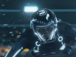 Garrett Hedlund stars in Tron: Legacy.