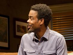 Layers of complexity: Chris Rock stars as Ralph, a man who is not everything he seems to be, in Mother With The Hat.