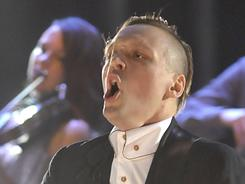 Arcade Fire: Win Butler and bandmates will hit several fests.