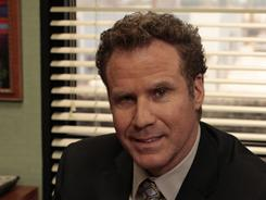 Ferrell: Temping for four episodes.