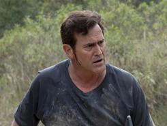 Sam Axe (Bruce Campbell) is retired Navy on Burn Notice, but before that he was in covert ops. The Fall  tells his back story.
