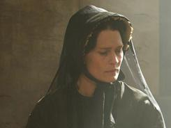 Robin Wright stars as Mary Surratt, who was tried as a conspirator in the plot to kill Abraham Lincoln.