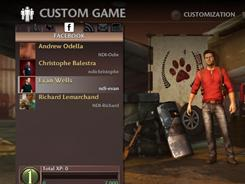 Playing around with social media: In Uncharted 3: Drake's Deception, which arrives in stores in November, you'll be able to view a list of your Facebook friends who are on the PlayStation Network.