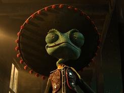 Rango, which was one of just two films to crack $100 million in the first quarter, did just fine with two dimensions.