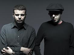 Ed Simons and Tom Rowlands are the Chemical Brothers. Their song Container Park is part of the Hanna  film soundtrack.