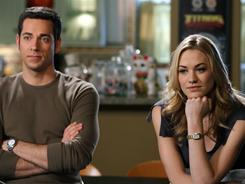 NBC's spy comedy Chuck, starring Zachary Levi and Yvonne Strahovski, was the top vote-getter in this year's USA TODAY Save Our Shows poll.