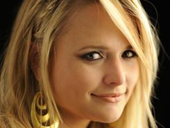 Miranda Lambert: Grammy winner performs. 