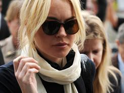 Lohan is now charged with misdemeanor theft involving a $2,500 necklace that was allegedly taken from a jewelry store.