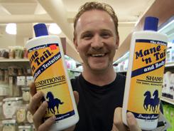 Morgan Spurlock 's documentary POM Wonderful Presents examines the juicy practice of product placement.