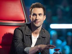 If tables were turned and Adam Levine could be coached by someone, he would want it to be Marvin Gaye or Stevie Wonder.