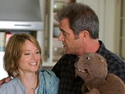 "Jodie Foster says she considers her old friend Mel Gibson ""the most beloved actor"" in Hollywood."