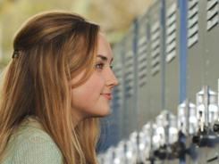 Mia Rose Frampton, daughter of Peter Frampton, stars in the coming-of-age comedy That's What I Am.