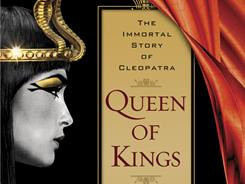 The Egyptian queen Cleopatra is the subject of Maria Dahvana Headley's new novel.