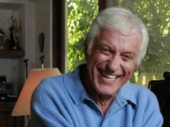 Sunshine years: Dick Van Dyke enjoys his non-retirement retirement in Malibu. He talks about that and more in My Lucky Life In and Out of Show Business.
