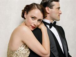 Lady Agnes Holland (Keeley Hawes) and Sir Hallam Holland (Ed Stoppard) are the new heads of the household at 165 Eaton Place in the revival of Upstairs Downstairs.