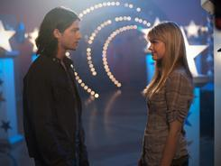 Unlikely couple: Jesse (Thomas McDonell) and Nova (Aimee Teegarden) fall for each other after being forced to work on prom together.