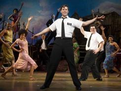 Andrew Rannells earned a nomination for best actor in a leading role for The Book of Mormon.
