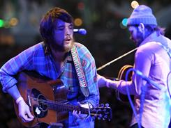 Robin Pecknold and his Fleet Foxes bandmates have a new album out, Helplessness Blues.