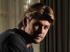 Chris Hemsworth says all the attention and expectations are 'a little bit intimidating.'