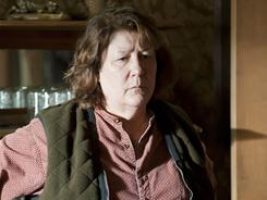 Welcome addition: Margo Martindale joined this year as Mags.