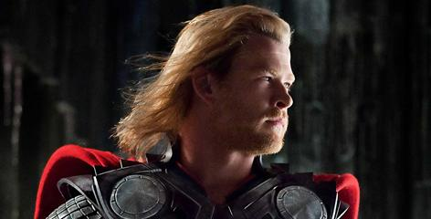 Thor (Chris Hemsworth) is cast out of the land of Norse gods (his father thinks his arrogant son needs a lesson in humility) and onto Earth, where the hammer-wielding god of thunder becomes the defender of mortals.