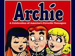 Archie has eyes for Veronica, and Betty has eyes only for Archie, throughout Archie: A Celebration of America's Favorite Teenagers by Craig Yoe.