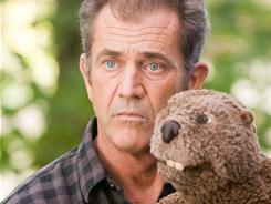 Lethal Weapon, it's not: In The Beaver, Mel Gibson plays Walter Black, a deeply depressed man who uses a beaver hand puppet to communicate with loved ones.