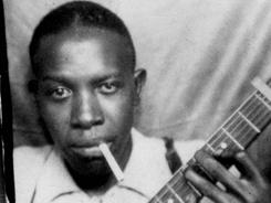 """The story doesn't get old or tired, and people still need to hear about it"": Robert Johnson, who died at the age of 27, left behind a small but ageless body of work."